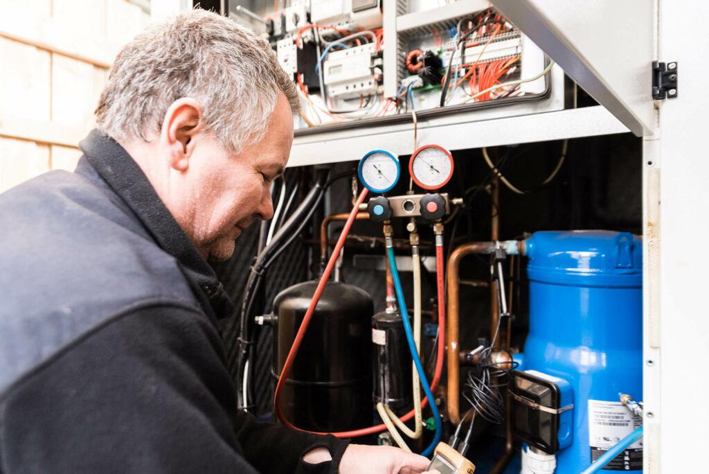 Climapac pressure pump